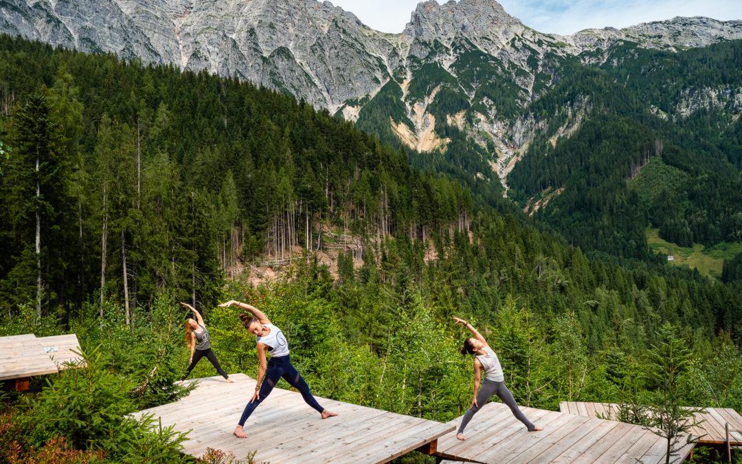 Yoga Retreat Sommer 2022