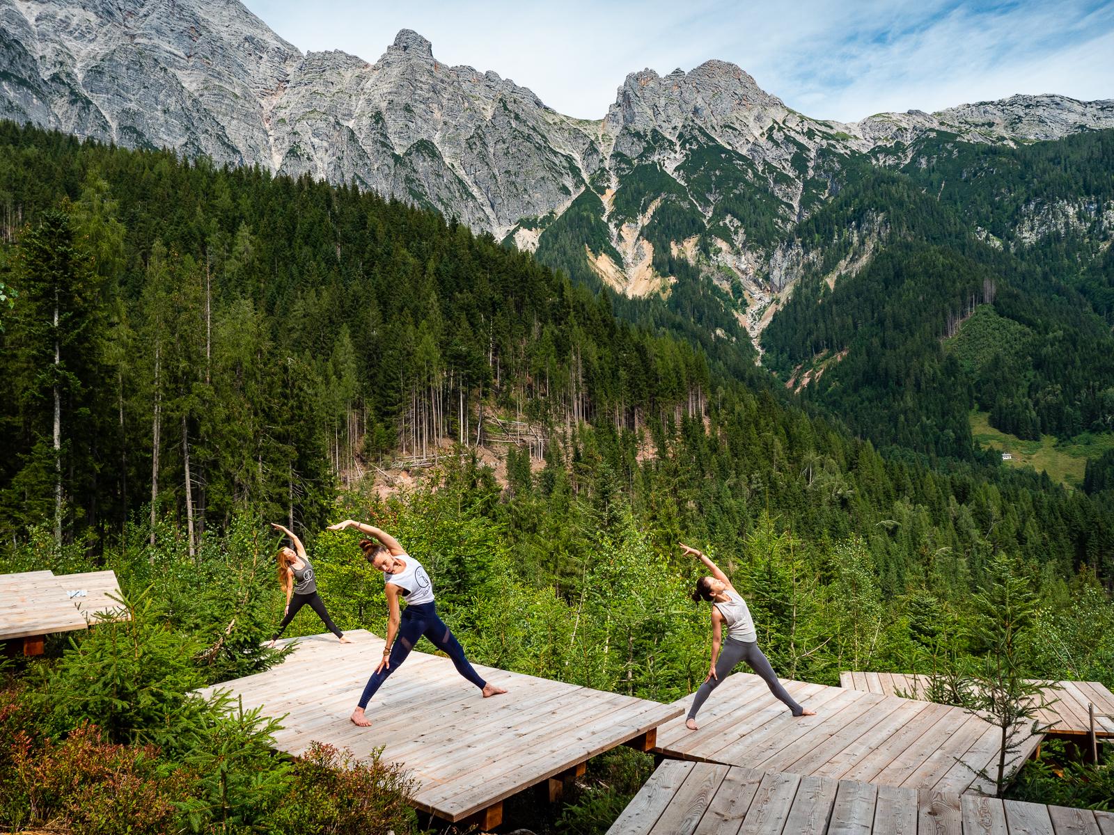 Yogalehererausbildung
